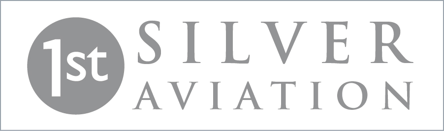 Silver logo - Aviation
